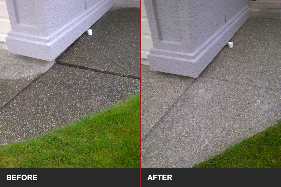 Concrete Slab Lifting : Slabjacking concrete corrections